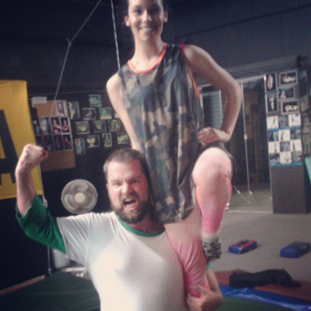 FREE Auckland Pro Wrestling Training For Women - MANIACS UNITED
